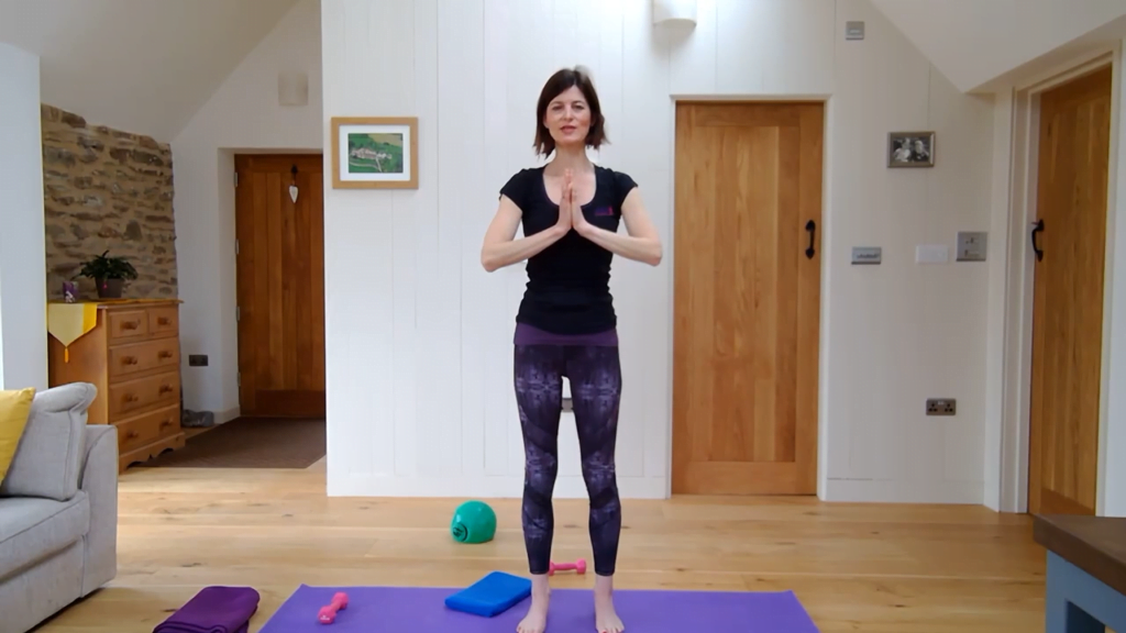 Pams Pilates goes virtual